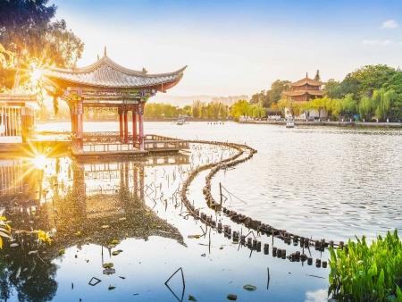 Derniers instants dans le Yunnan…