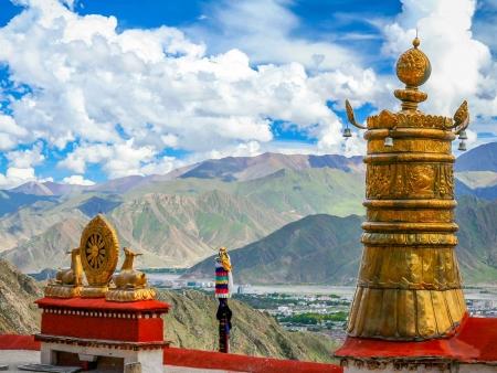 Derniers instants au Tibet