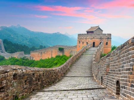 Immensité de la Grande Muraille et ses 9000 kilomètres