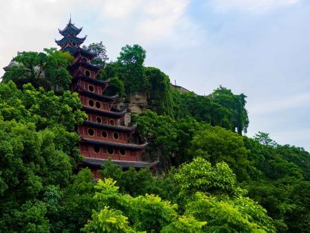 Cité fantôme de Fengdu