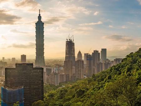 Taipei, l'effervescence…