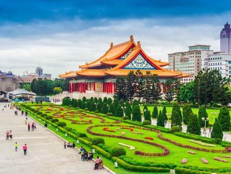 Panorama à 360° sur Taipei