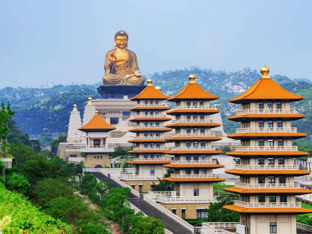 Monastère de Fo Guang Shan