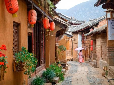 Shaxi : ancien comptoir sur la route du thé