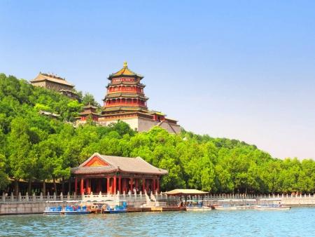 Joyaux historiques de Pékin et vie locale