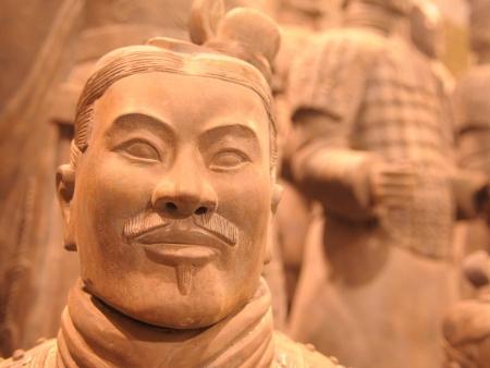 Xian, ville d'un autre temps