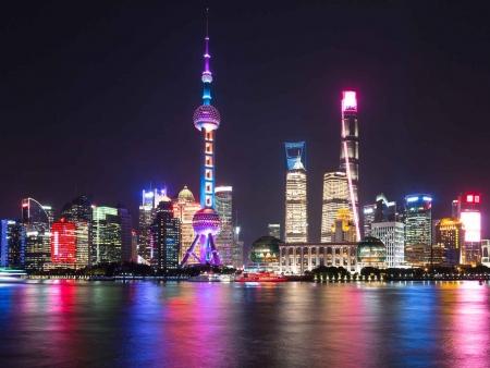 Derniers instants dans la tentaculaire Shanghai