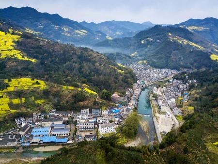 Petits villages de l'Anhui : Tunxi, Xidi et Chengkan
