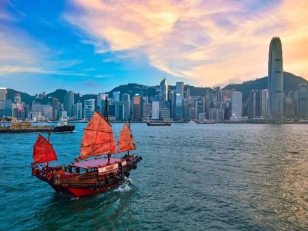 Hong Kong, le port aux parfums