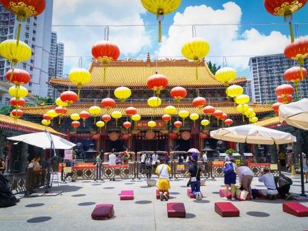 Péninsule de Kowloon et ses quartiers mythiques