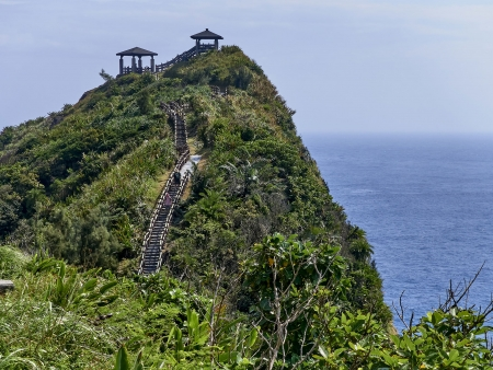 Île verte, émeraude de Taïwan