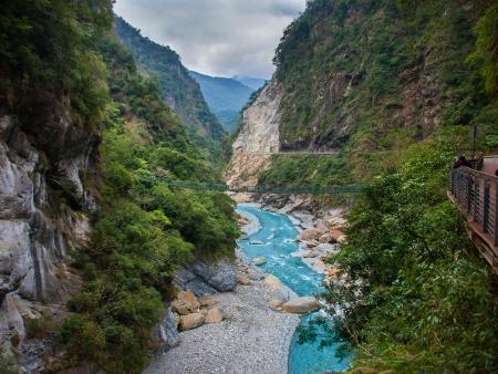 Spectaculaires Gorges de Taroko !