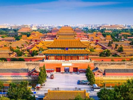 Bienvenue à Pékin !