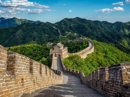 Grande Muraille, une des 7 merveilles du monde