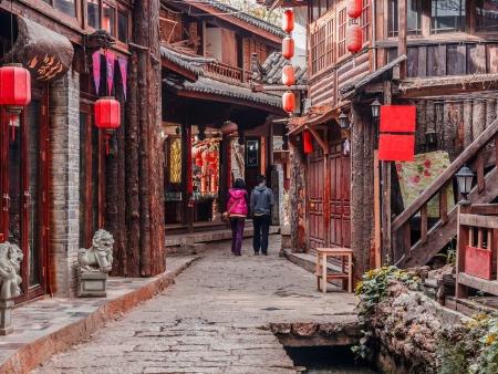 Villages Naxi : Baisha et Shuhe