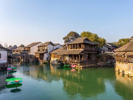 Wuzhen, petite « Venise d'Orient »