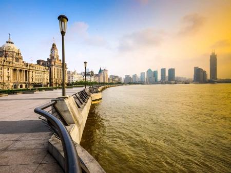 Shanghai, mégalopole moderne