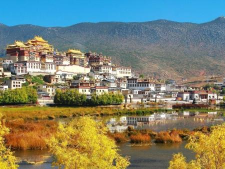 Aux portes du Tibet à Shangri-La