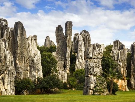 Shilin : La Forêt de pierre