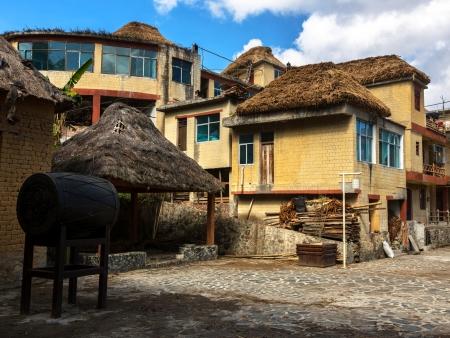 Villages pittoresques et minorités