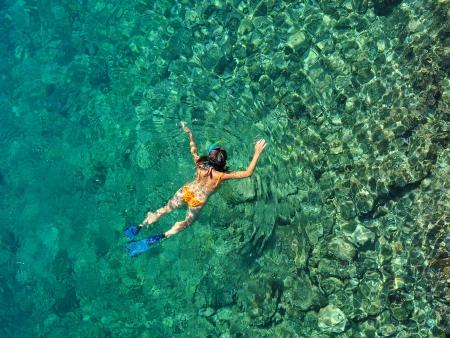 Plages de sable fin et snorkeling