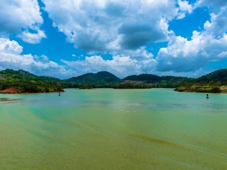 Navigation du le Lac Gatún