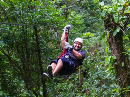 Aventures dans l'incroyable poumon vert de Monteverde