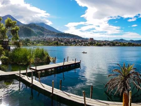 Au fil du lac Atitlan