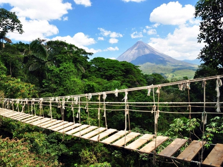 Volcan, nature et tradition