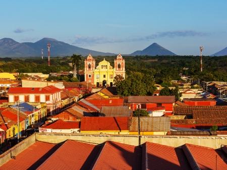 León : ville coloniale