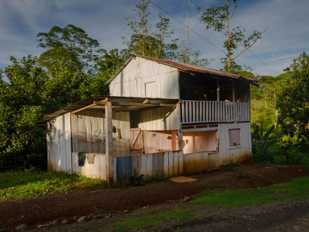 Vers les terres vierges de Boca Tapada