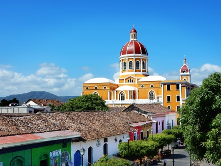 Granada : joyaux colonial