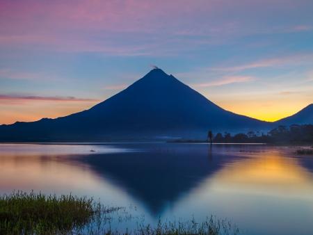 Aventure au pays des volcans