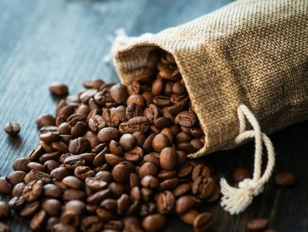 Saveurs café dans la vallée de Poas