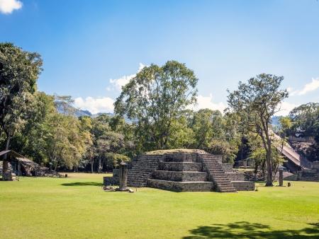 Copan, la cité Hondurienne