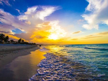 Dernier jour pour profiter des plages paradisiaques