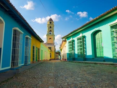 Découverte de Cienfuegos et Trinidad