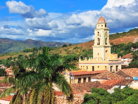 Trinidad : le joyau colonial !