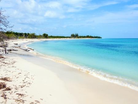 Route vers le Cayo Levisa et ses plages idylliques