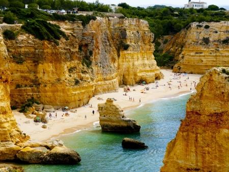 Cap au sud, l'Algarve!