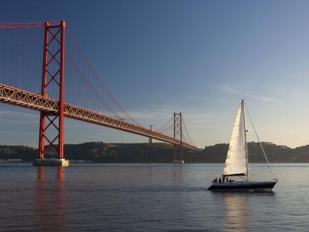 Panorama à 360° sur Lisbonne