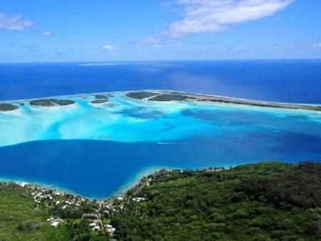Envol pour Tahiti