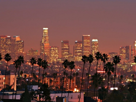 Envol pour Los Angeles
