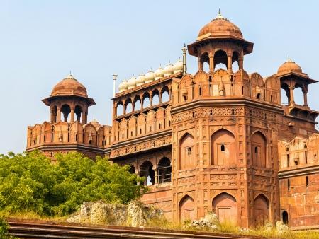 Au cœur de Delhi