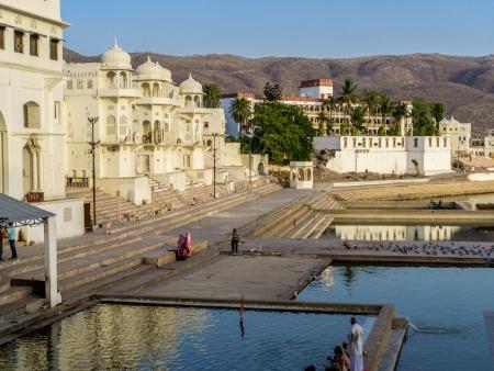 Pushkar, ville du Dieu Brahma