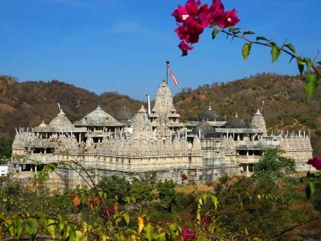 Udaipur, la cité Blanche