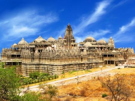 Le sanctuaire jaïn de Ranakpur