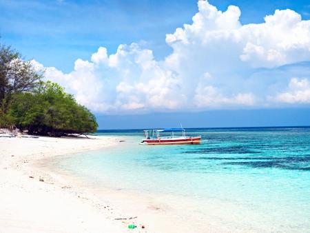 Détente aux îles Gili !