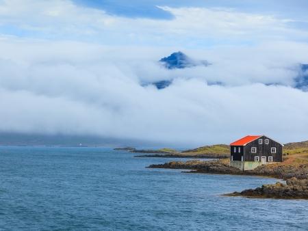 Dans les fjords de l'Est