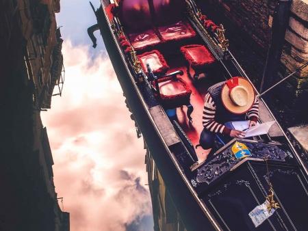 A pied, en gondole ou en vaporetto, à Venise tout est possible